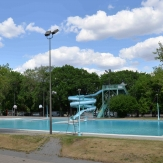 Riversdale Pool Basin